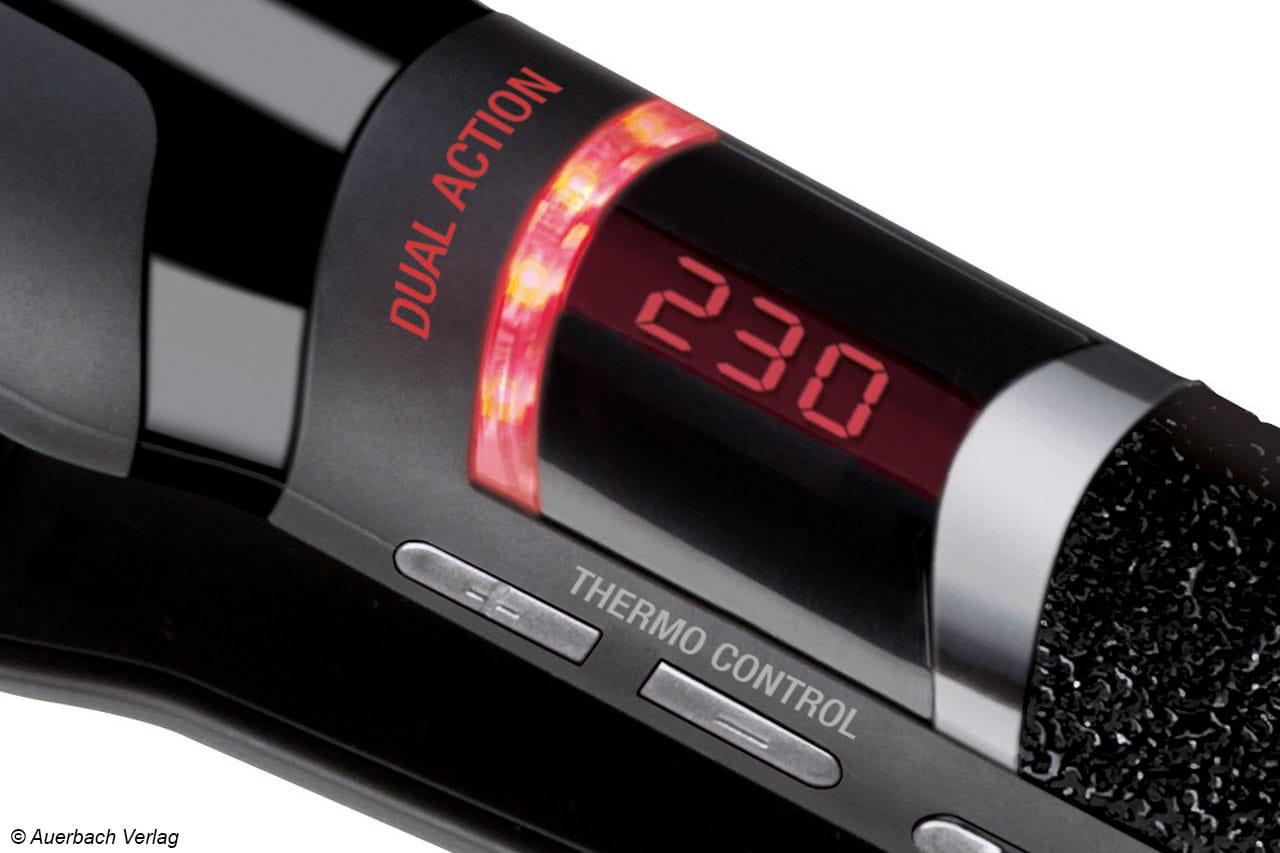 Der B8 100 von Beurer verfügt über eine genaue Temperatureinstellung mit Display