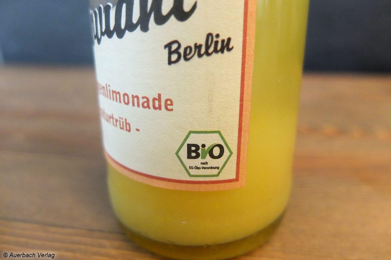 Bio-Zertifikat – Immer mehr Limonadenanbieter setzten auf Bio-Zutaten