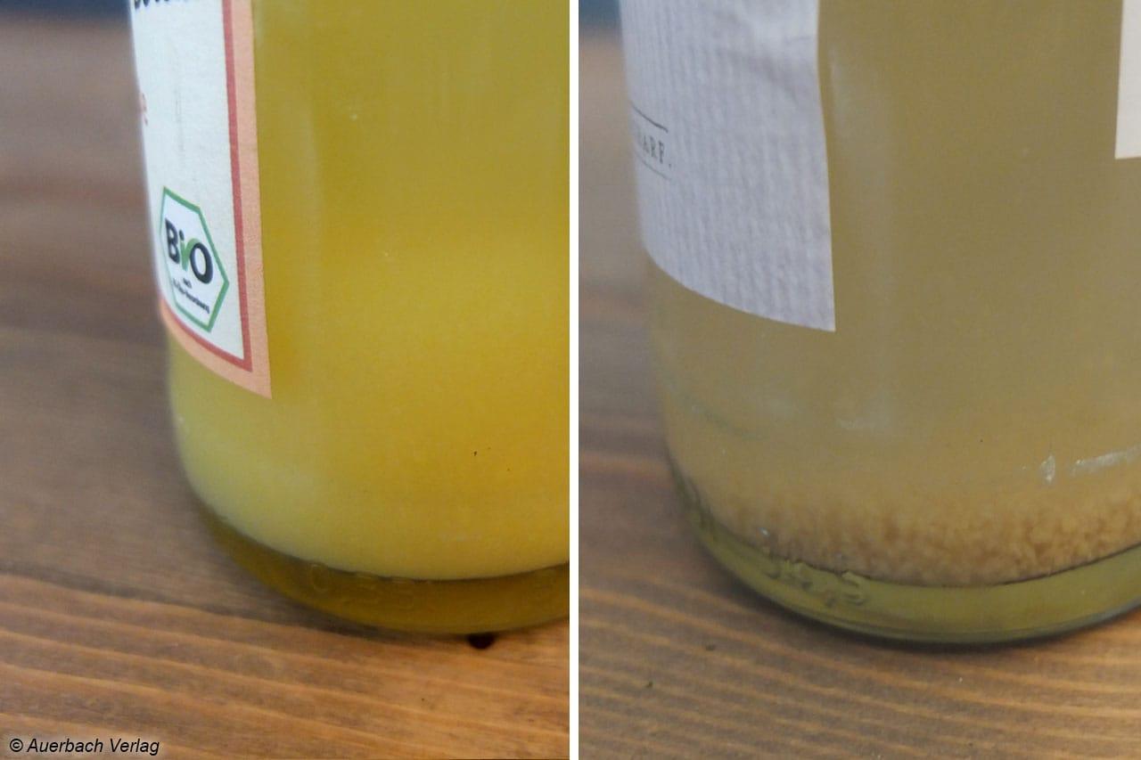 Limonade mit Bodensatz: Wie nach Omas Rezept