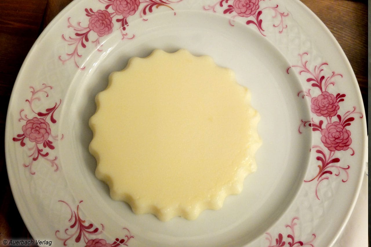 Alle getesteten Puddingsorten haben eine gute Konsistenz und lassen sich gut aus der Form lösen
