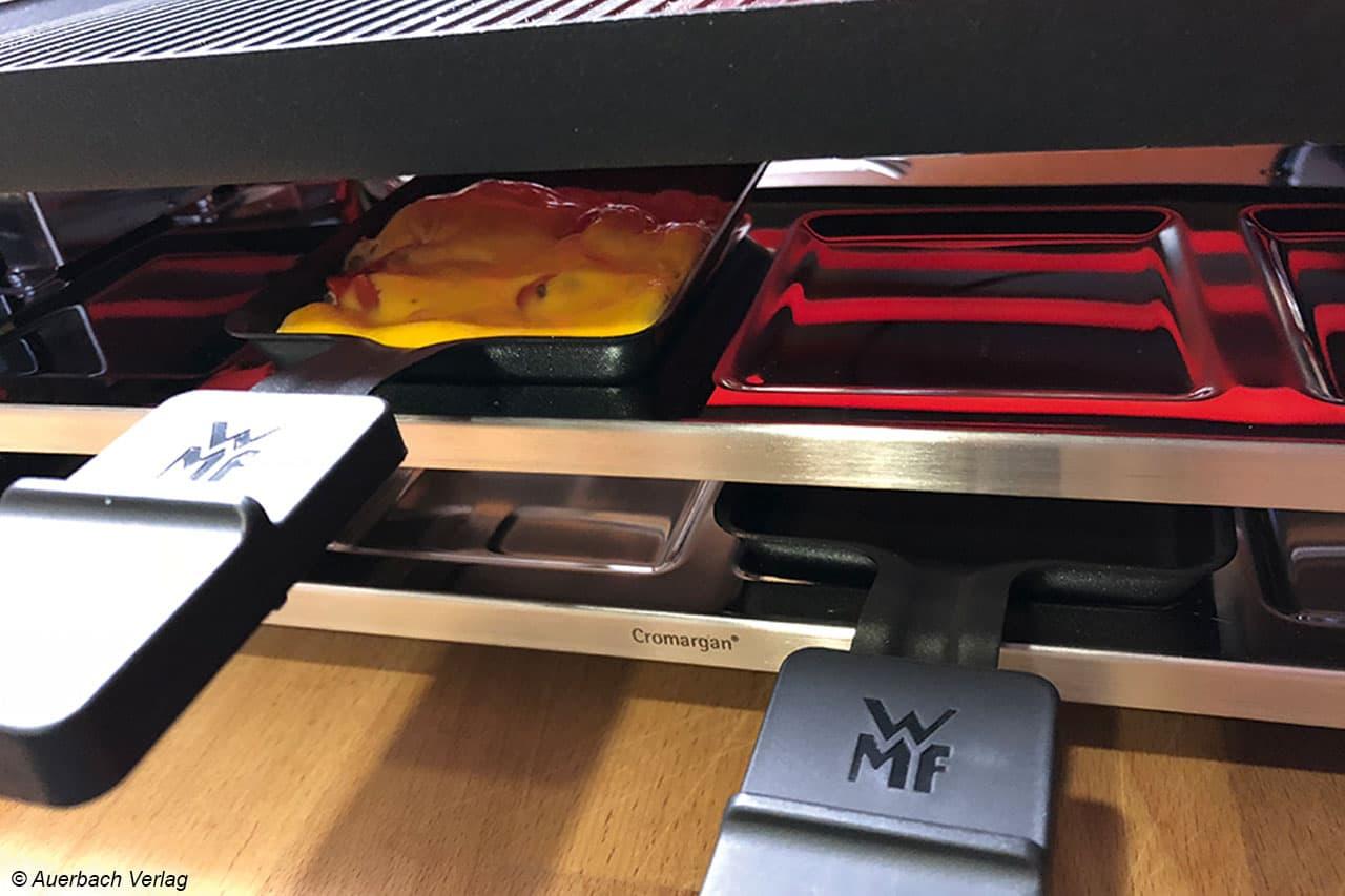 Wmf Elektrogrill Lono Test : Im test raclette wmf lono im einzeltest u haus garten