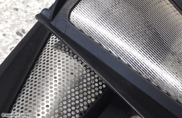 Der grobporige Filter ist empfehlenswert für hartes Wasser, der sehr feinporige für weiches - Genießer werden aber natürlich in jedem Fall auf letzteren setzen