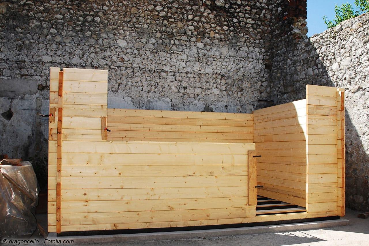 tipps f r kauf und aufbau f r ein gartenhaus haus. Black Bedroom Furniture Sets. Home Design Ideas