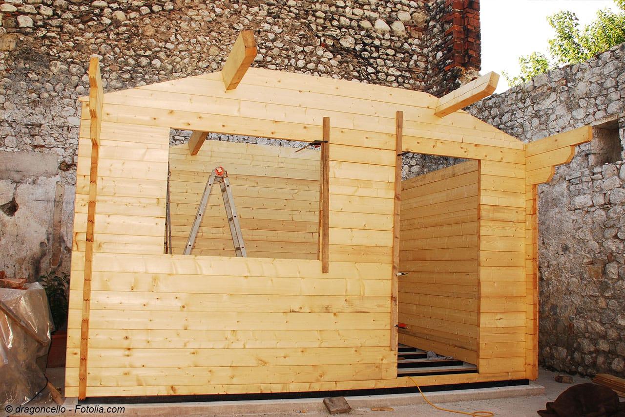 tipps f r kauf und aufbau f r ein gartenhaus haus garten test. Black Bedroom Furniture Sets. Home Design Ideas