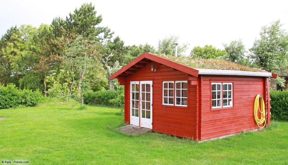 Tipps für Kauf und Aufbau für ein Gartenhaus – Haus
