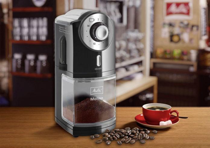 Perfekter Kaffeegenuss mit der Kaffeemühle Melitta Molino