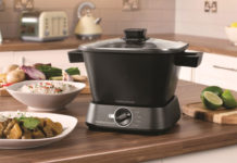 Der neue Sear and Stew Compact Slow Cooker von Morphy Richards