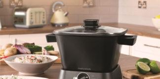Der neue Sear and Stew Compact Slow Cooker von Morphy Richards
