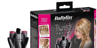 Der neue Twist Secret TW1000E zaubert schnell und einfach Zöpfe in die Frisur