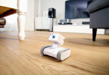 7links Kamera Roboter: Home-Security-Rover HSR-1 mit HD-Video, weltweit fernsteuerbar (Security Roboter)