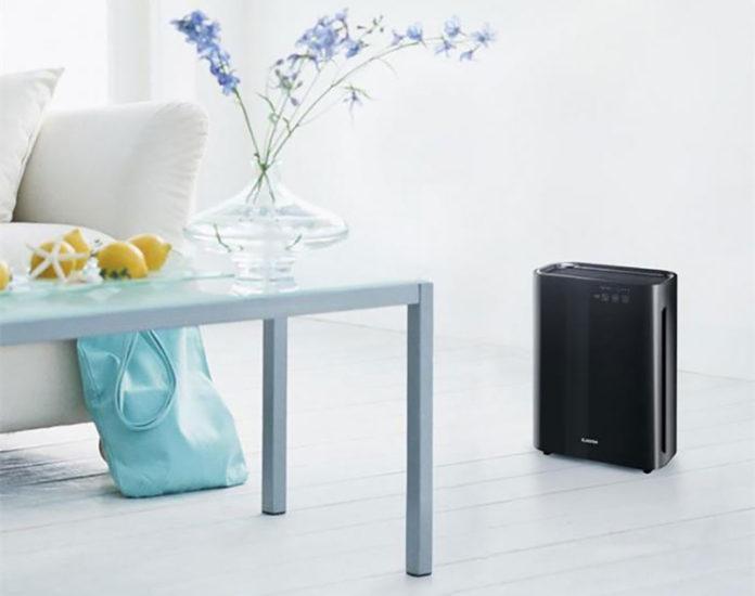 Reine Luft mit dem Klarstein Vita Pure 2G Luftreiniger