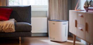 Der Philips Luftbefeuchter HU5930