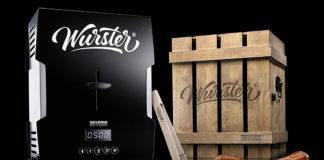 """""""Der Wurster"""": Severins WT 5000 Wurstautomat"""