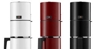 Mit der Kaffeemaschine cafena5 können 8 Tassen à 125 ml Filterkaffee gebrüht werden. Die elegante Isolierkanne ist mit einem bruchsicheren Vakuumzylinder aus Edelstahl ausgestattet und eignet sich ideal als Servierkanne