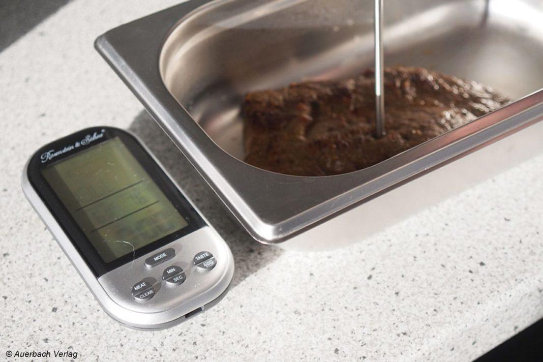 Fleischthermometer Test 2016