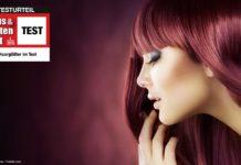 Haarglätter Test