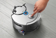Dyson 360 Eye Staubsaugroboter: Anwendung