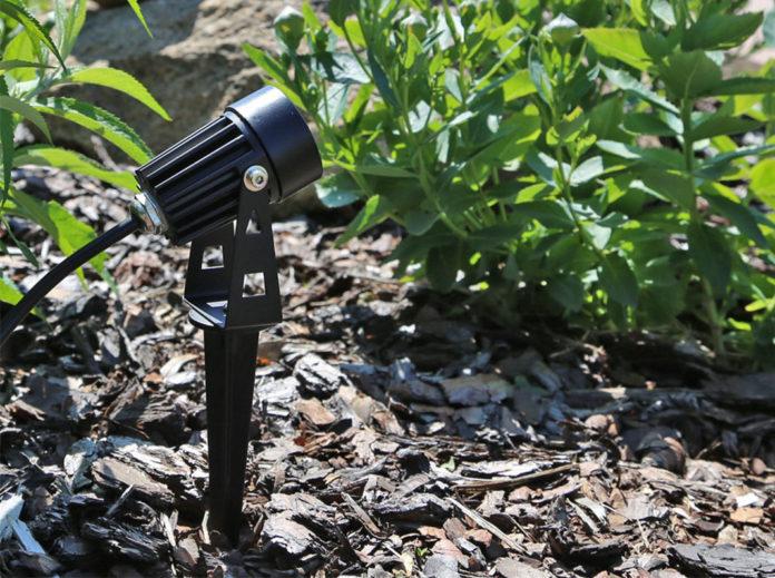Led Spot Garten ~ Led gartenstrahlerset ledsgl1 von clgarden u2013 haus & garten test