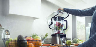 Der neue Hochleistungsmixer von Philips macht selbst vor einem Avocadokern keinen Halt