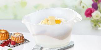 Die innovative Küchenwaage Genio von Soehnle gibt es in drei modischen Designs: grün, weiß und grau