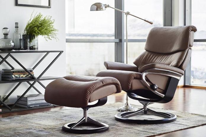 ruhe und entspannung mit stressless sesseln haus garten test. Black Bedroom Furniture Sets. Home Design Ideas