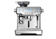 Mit der neuartigen High-End-Espressomaschine schmeckt die Espresso-Spezialität wie beim Profi-Barista