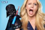Oral-B begleitet die Einführung der neuen Zahnbürste für kleine Sternenkrieger mit TV-Werbung