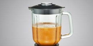 Mixen und die frischen Getränke mitnehmen: Mit dem Standmixer mix & go ist das eine schnelle und einfache Angelegenheit.
