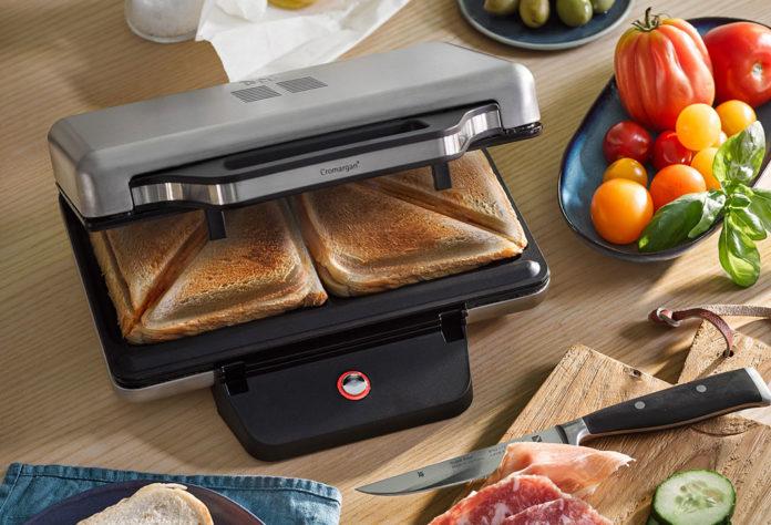 Wmf Elektrogrill Test : Der neue wmf lono sandwich toaster u2013 haus & garten test