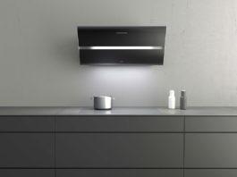 Saubere Küchenluft: Kopffreihaube Smartline von berbel