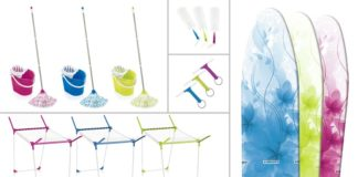 Mit neuer Leifheit Color Edition ein sauberes Zuhause