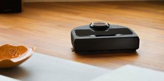 Sprachassistentin Alexa steuert Staubsaugroboter von Neato Robotics
