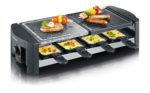 Der vielseitige Raclette-Grill RG 2683 von Severin