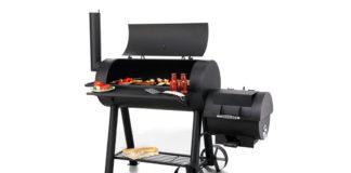 Mit dem Smoker gibt es klassisches Barbecue