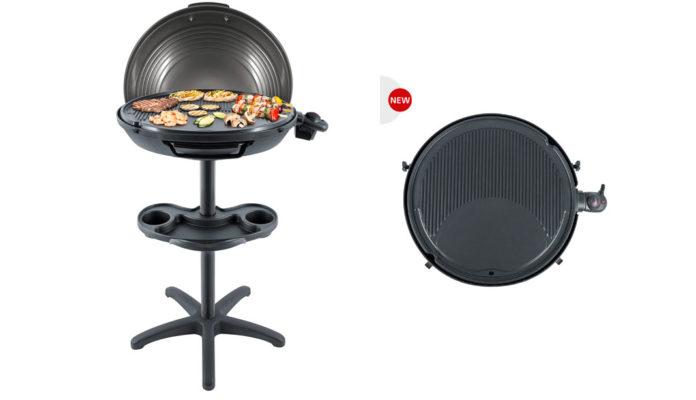 Test Elektrogrill Mit Haube : Steba bbq grill vg 325: sommerzeit ist grillzeit u2013 haus & garten test