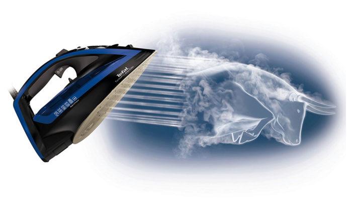 Tefal Turbo Pro Anti-Calc – Bügelsohle mit herausragenden Gleiteigenschaften