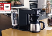 Kaffeemaschine Senseo Test