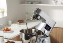 Neuer Küchenhilfer: Kenwood Cooking Chef Gourmet