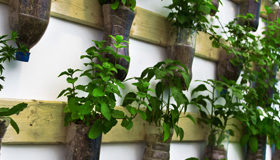 Hochwertig Geniale, Kleine Und Platzsparende DIY Gartenideen