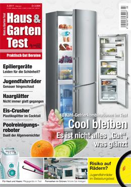 Haus & Garten Test 3/2011