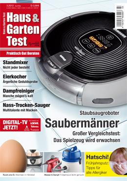 Haus & Garten Test 3/2012