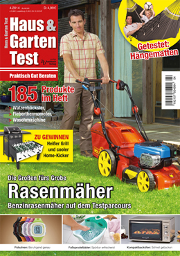 Haus & Garten Test 4/2014