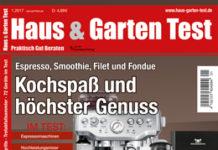 Haus & Garten Test 1/2017