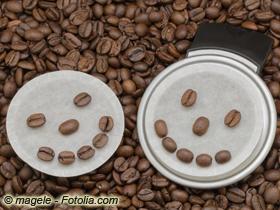 kaffeemaschinen kapseln oder pads haus garten test. Black Bedroom Furniture Sets. Home Design Ideas
