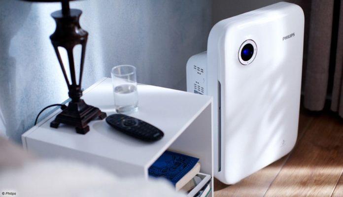 Mit Philips Luftreiniger weniger Allergie-Symptome