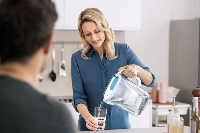 Kein Kalk mehr im Trinkwasser mit dem MAXTRA+ mit fill&enjoy Style von BRITA