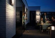 Außenbeleuchtung macht Wohnhäuser attraktiver