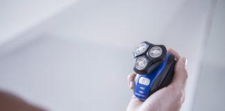 Der Flex360° Rotationsrasierer verbindet ergonomisches Design mit fortschrittlicher Technologie