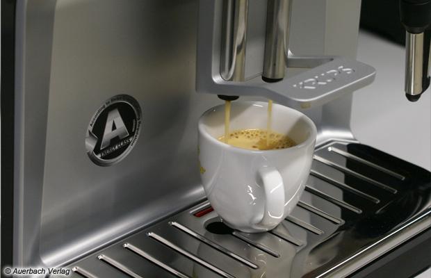 8 kaffeevollautomaten im test haus garten test. Black Bedroom Furniture Sets. Home Design Ideas