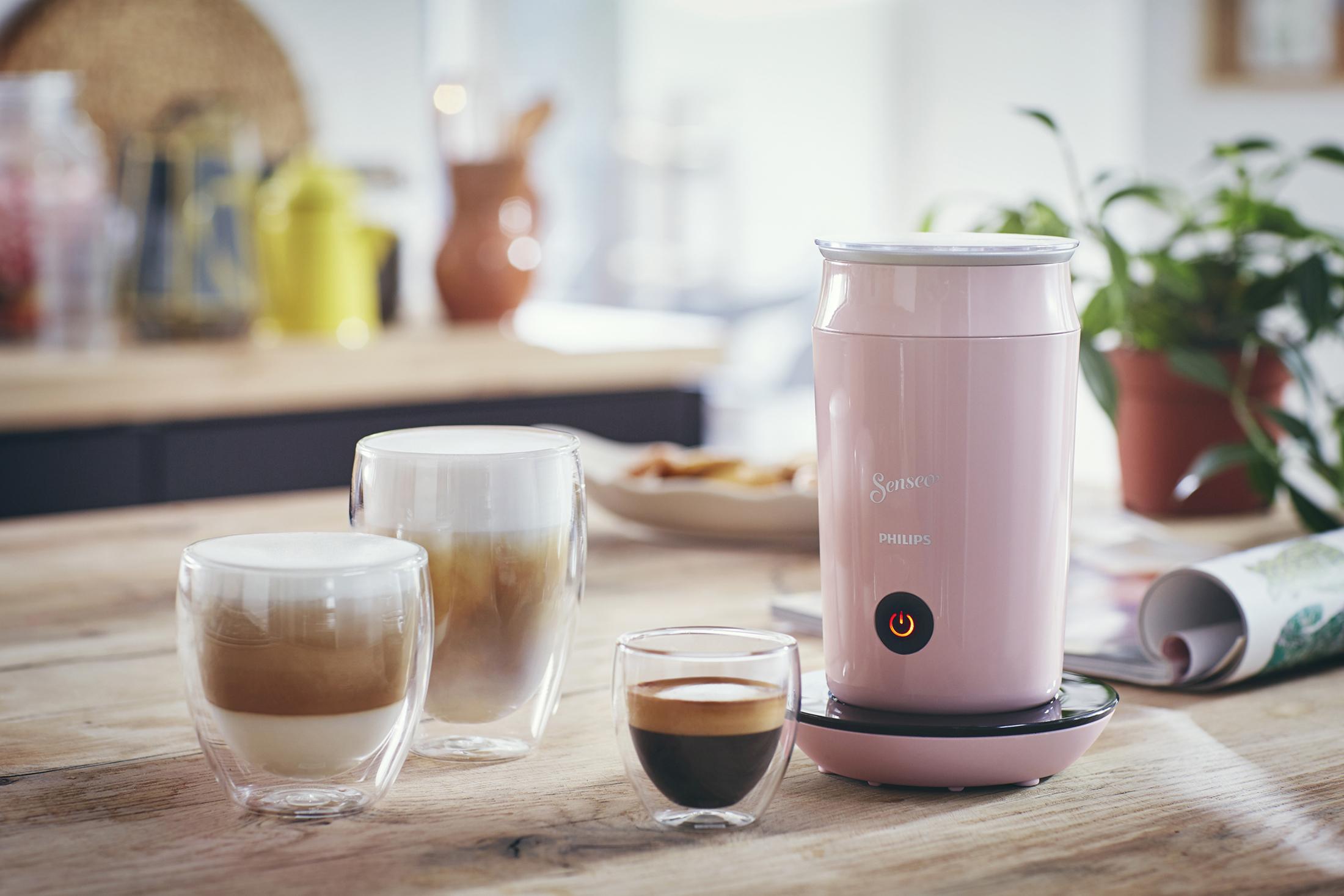 senseo milk twister kreiert cremigen milchschaum haus garten test. Black Bedroom Furniture Sets. Home Design Ideas